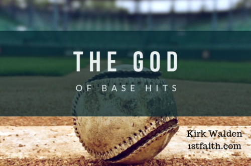 A Lesson in Baseball and Rethinking Church
