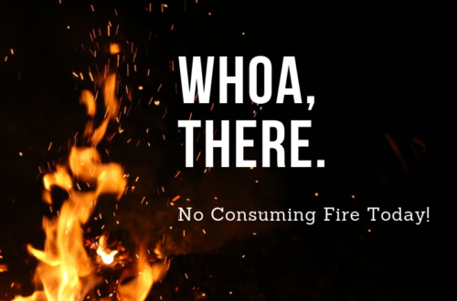 Kirk Walden Rethinking Evangelism in No Consuming Fire Today!