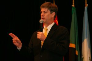 pro-life speaker Kirk Walden