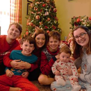 Kirk Walden Family Christmas