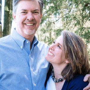 Kirk Walden and Jenn Walden