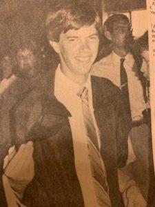 Kirk Walden College Graduation, Auburn University, From Skeptic to Follower