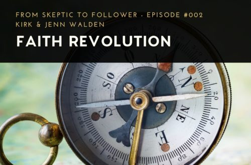 Faith Revolution Compass